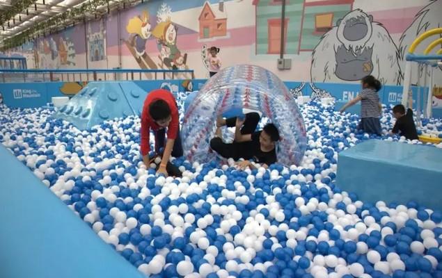 上周末,这群人在桂林洋国家热带农业公园玩疯了!
