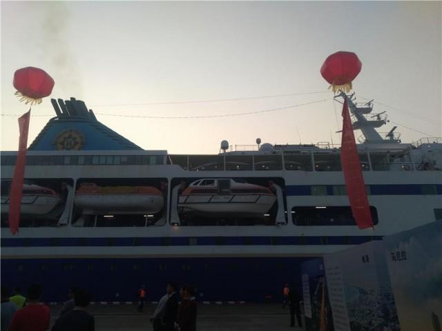 海口至越南邮轮旅游航线即将于25日启航