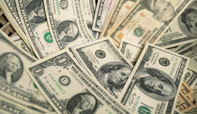 美元指数12日下跌
