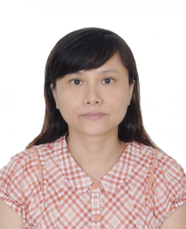 13号 陈健丽  《海南新闻联播》编辑部主管