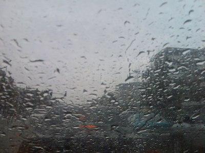"""@岛民,这个周末要""""泡汤"""",10日起海南多地阴天有小雨"""
