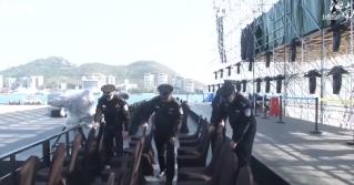 央视春晚海南分会场:三亚公安部门全警参与 确保晚会安全顺利