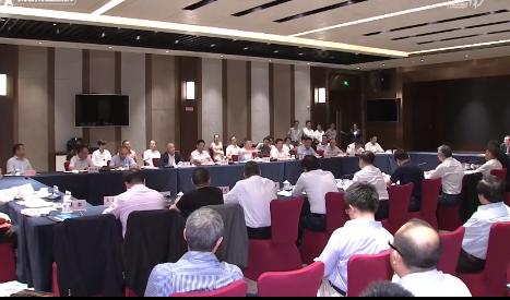 沈晓明在与全国知名企业家座谈时表示:海南要着力打造全国一流的营商环境