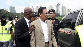"""马来西亚前副总理安瓦尔提前获释 不急""""接班"""""""