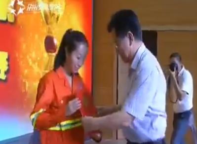 一线工人讲述行业故事 劳动美铸就中国梦