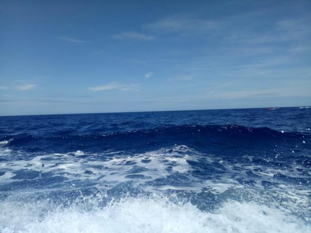 【新时代·幸福美丽新边疆】陶醉在三沙的那片海