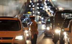 世界杯在即 全国公安交管部门持续开展夜查行动