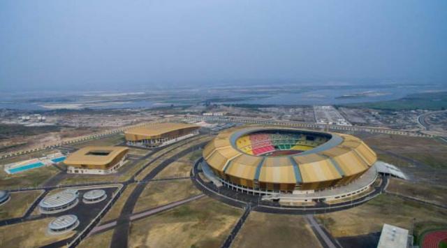 说出来你可能不信,非洲第二大体育场是中国建造的
