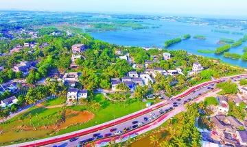 海南两个乡村入选2018中国美丽休闲乡村