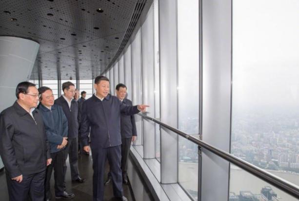 習近平寄語上海:勇創國際一流城市管理水平