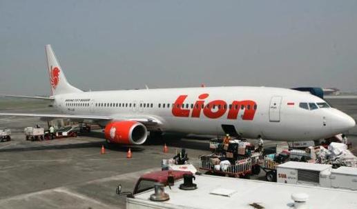 印尼狮航再出事故:客机撞柱被迫延误 无人受伤