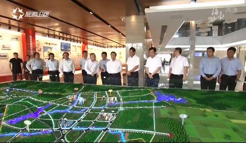 刘赐贵在海口调研产业园区时要求 营造更开放更便利的创业发展环境 吸引全世界投资者和人才参与自贸港建设
