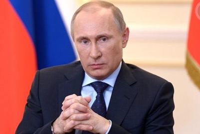 普京:若美国退出《中导条约》 俄将被迫作出反应