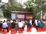 沈晓明在白沙为基层党员干部讲党课时强调 党员要做勤劳致富和重视教育的带头人