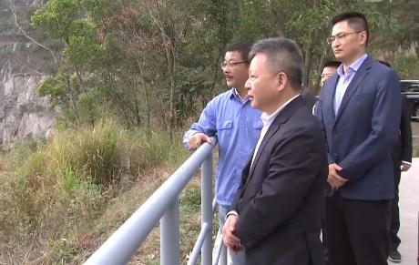 沈晓明在昌江黎族自治县调研时要求 找准定位 发挥优势 积极探索转型发展的路子
