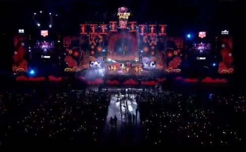 喜迎新年:万千歌耀·唱响海南 旅游卫视跨年演唱会激情开唱