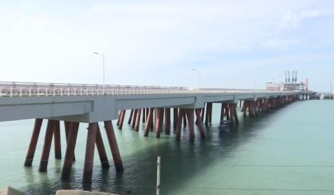海南洋浦LNG仓储成功转运广西防城港 正式向我国西南地区拓展