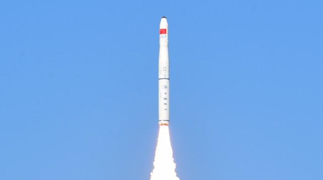"""我国成功发射""""吉林一号""""光谱01/02星 搭载发射灵鹊-1A星和潇湘一号03星"""
