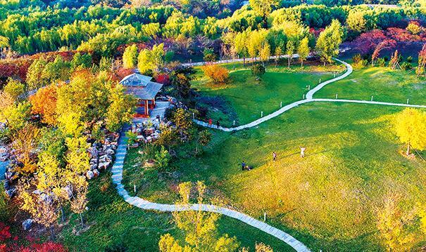 坚持山水林田湖草是一个生命共同体的思想,深化了对生态系统保护和