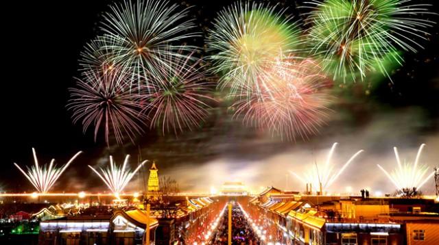 2019年春节假期全国旅游接待总人数4.15亿人次