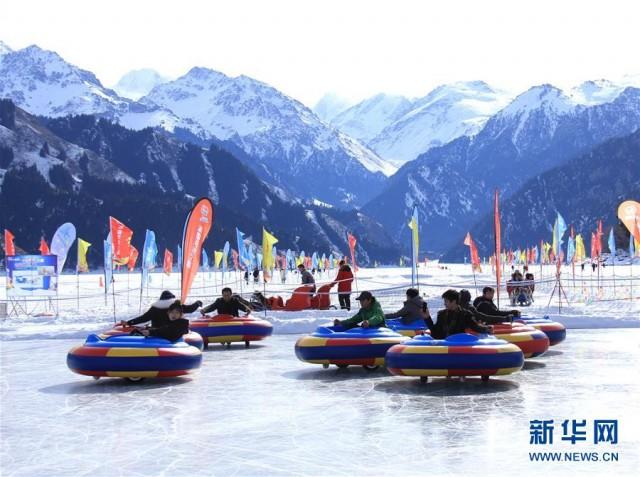 新疆风景ppt图片
