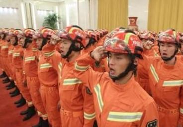 海南面向社会招录200名消防员 欢迎广大适龄男青年踊跃报名