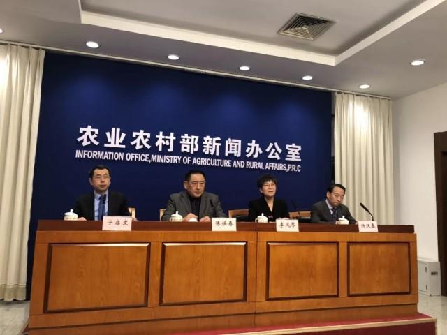 农业农村部召开发布会,关于非洲猪瘟七大关切都回应了