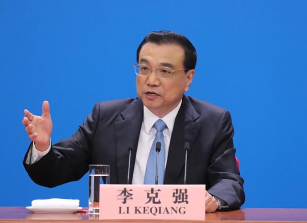 李克强总理将会见中外记者