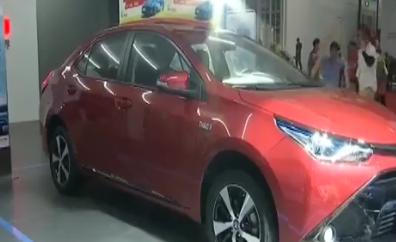 海南国际车展开幕 新能源车成新亮点