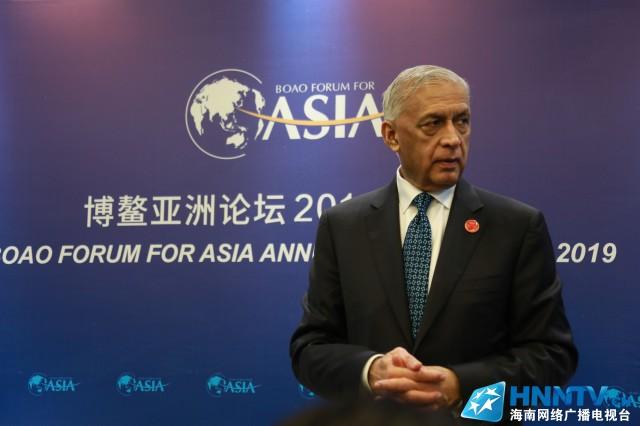 巴基斯坦前总理阿齐兹:一带一路倡议解决巴基斯坦的需求