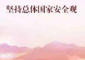 用总体国家安全观塑造新时代中国安全