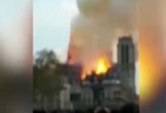 巴黎圣母院大火讓人惋惜 騙子蹭熱點行騙你要擦亮眼