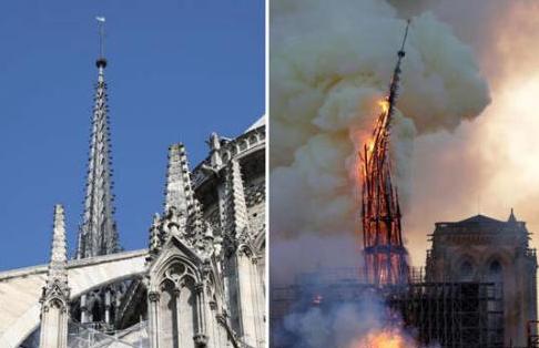 巴黎大火敲警鐘,如何保護中國40余萬文物建筑?國家文物局回應!