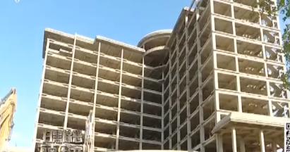 强制拆除涉黑涉恶违法建筑 总面积超60000平方米