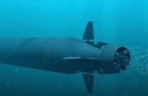 """俄罗斯首艘可携带""""波塞冬""""潜航器的潜艇下水"""