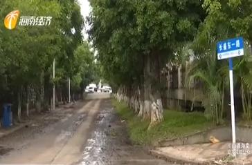 轿车被淹驾驶员被困 男子翻墙游泳成功解救