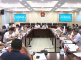 省人大常委会到三亚开展水污染防治执法检查工作