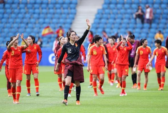 【女足世界杯】中國隊小組出線