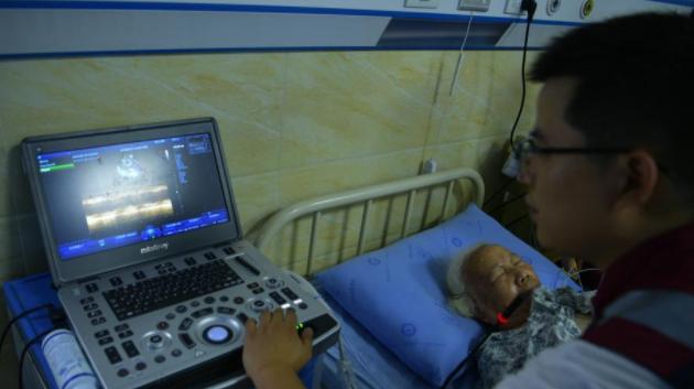 中國首次將5G應急救援系統應用于災難醫學救援