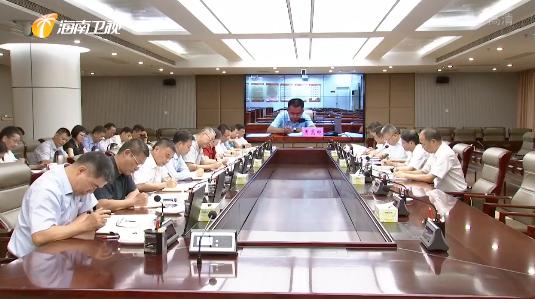 沈晓明主持召开省政府专题会议要求:综合施策实实在在加快推广清洁能源汽车