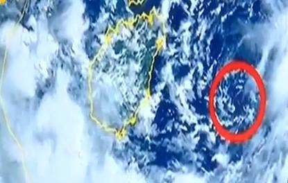 熱帶低壓:或今夜明晨登陸我島東部 降雨緩解旱情利大于弊