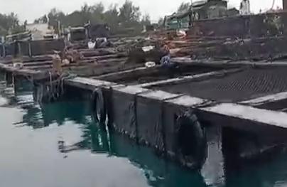 防汛防風:漁船漁排全面加固 水庫蓄水緩解干旱