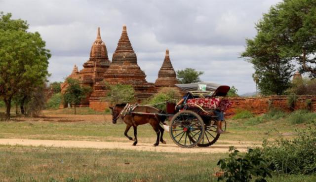 缅甸蒲甘古城被列入世界遗产名录