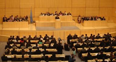 """中非共同倡导""""在发展中促进和保护人权""""理念"""