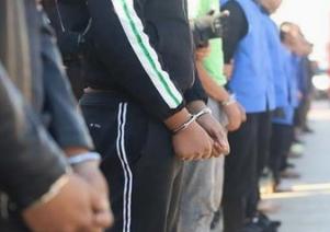 最高检:今年前6月全国共批准和决定逮捕涉黑恶犯罪12345件