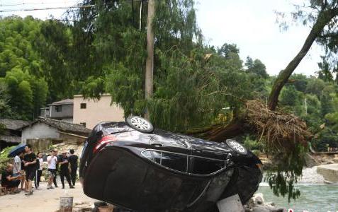 """台风""""利奇马""""致浙江遇难人数增至39人 9人失踪"""