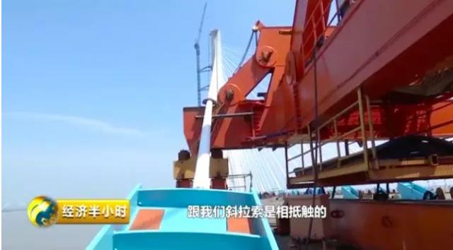 """燃!中国大桥屡创世界之最,原来是有这种""""大力士""""!"""