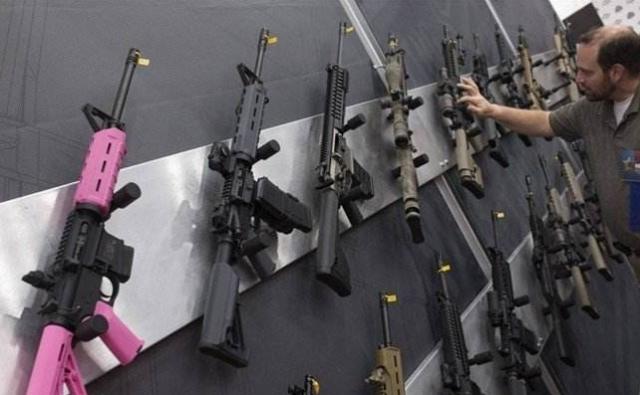 """不满被列""""国内恐怖组织"""" 全美步枪协会状告旧金山市"""
