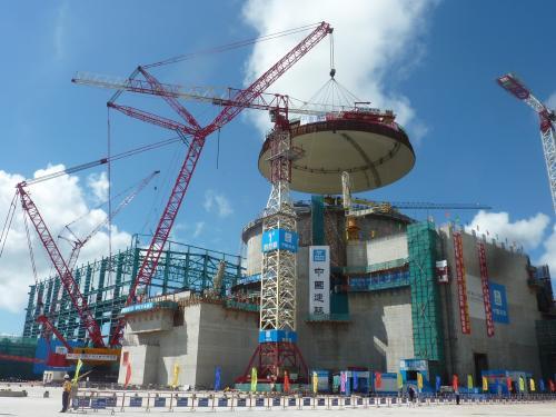 中建电力:台山核电站2号机组具备商业运行条件