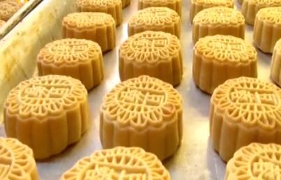 尝琼式手工月饼 品海南中秋味道
